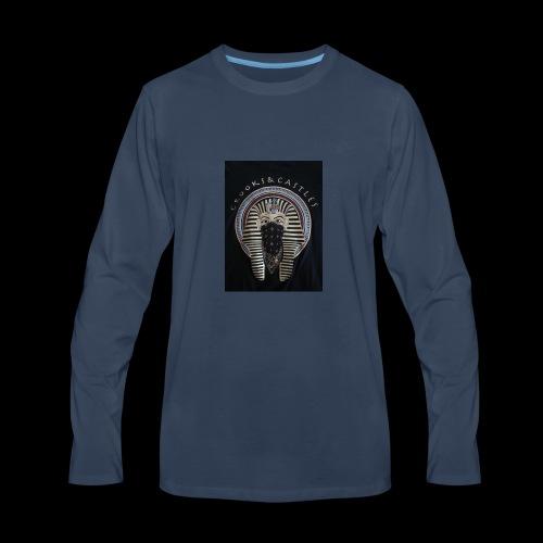 Crooks - Men's Premium Long Sleeve T-Shirt