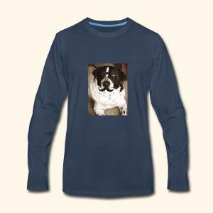Old Pongo - Men's Premium Long Sleeve T-Shirt