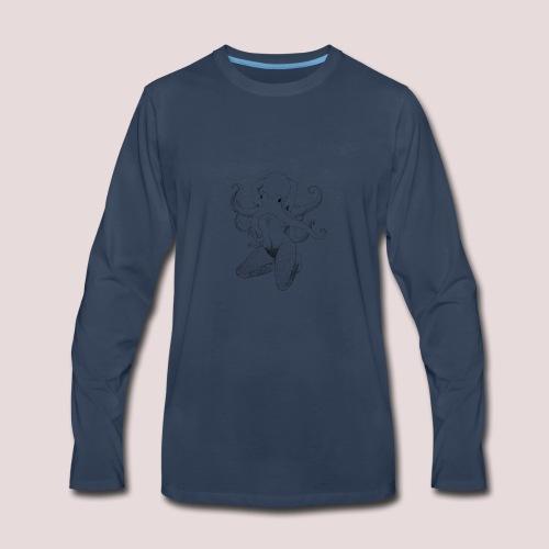 NB cthulhu - Men's Premium Long Sleeve T-Shirt