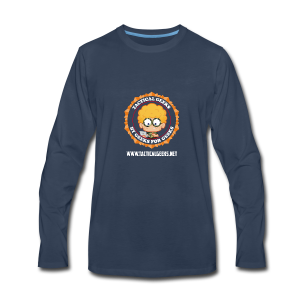 Tactical Geeks - Men's Premium Long Sleeve T-Shirt
