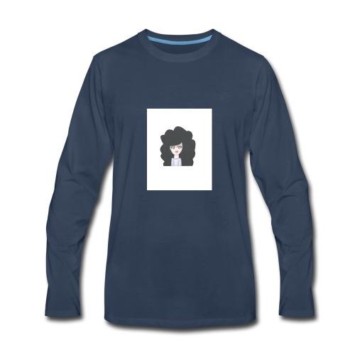 Naturally Unique - Men's Premium Long Sleeve T-Shirt