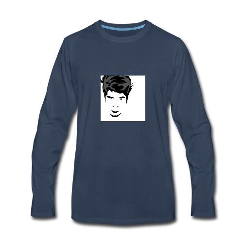 kkkkkkkkk - Men's Premium Long Sleeve T-Shirt