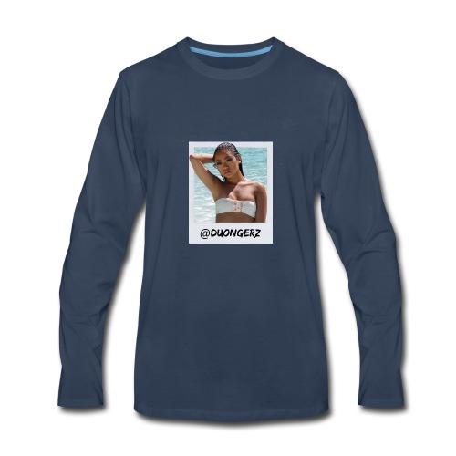 Duongerz - Men's Premium Long Sleeve T-Shirt