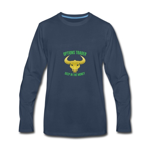 zaptraders - Men's Premium Long Sleeve T-Shirt