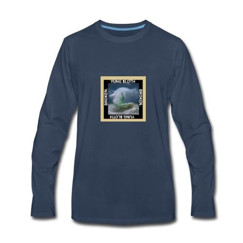 BROKEN CLOTHING - Men's Premium Long Sleeve T-Shirt