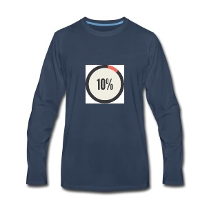 10% Album - Men's Premium Long Sleeve T-Shirt
