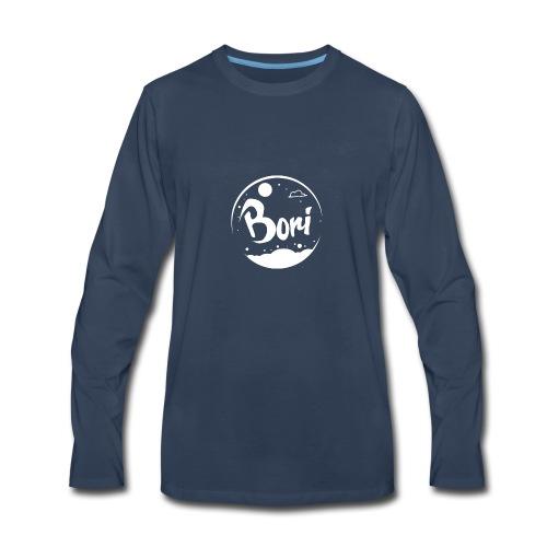BORISWAG - Men's Premium Long Sleeve T-Shirt