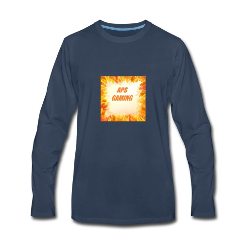 APS_Gaming - Men's Premium Long Sleeve T-Shirt