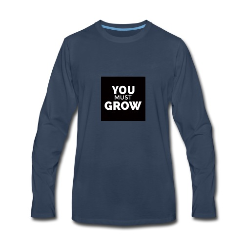 IMG_4120 - Men's Premium Long Sleeve T-Shirt