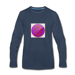 Brother Gaming 2016 logo apparel - Men's Premium Long Sleeve T-Shirt