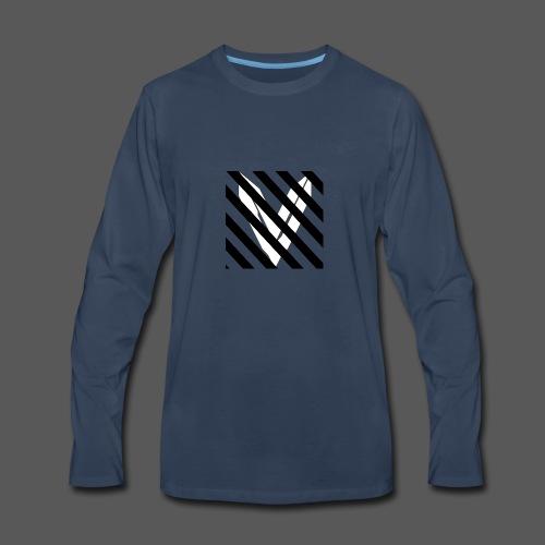 THE V - Men's Premium Long Sleeve T-Shirt