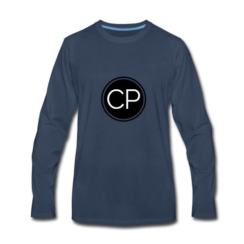 Coastal Photography - Men's Premium Long Sleeve T-Shirt