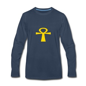 GOLD - Men's Premium Long Sleeve T-Shirt