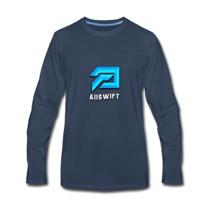 Aiiswift - Men's Premium Long Sleeve T-Shirt
