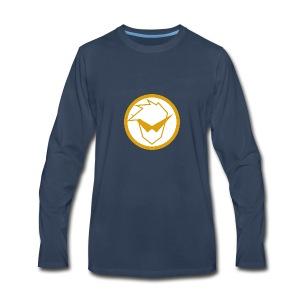 FG Phone Cases (Pure Clean Gold) - Men's Premium Long Sleeve T-Shirt