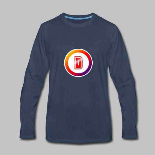 DwillaGaming - Men's Premium Long Sleeve T-Shirt