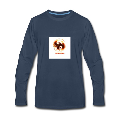 uprising merch - Men's Premium Long Sleeve T-Shirt