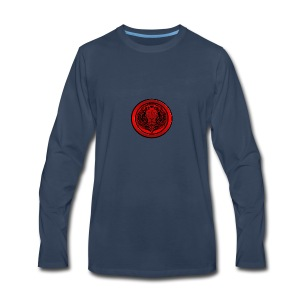 Acrosal Logo Tshirt - Men's Premium Long Sleeve T-Shirt