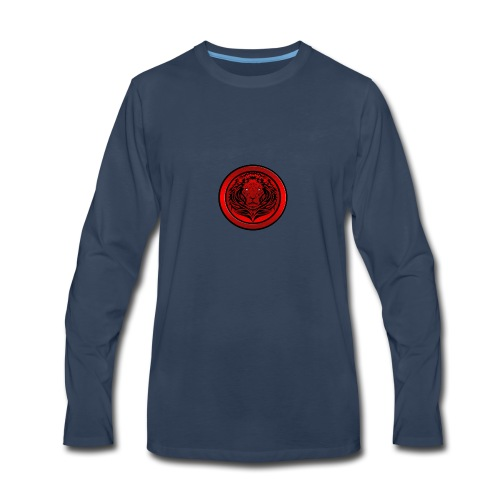 Acrosal Logo Tshirt - Men's Premium Long Sleeve T-Shirt