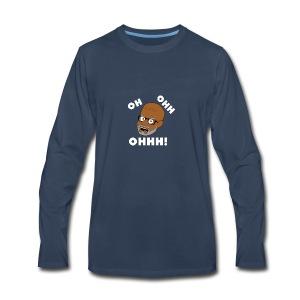 OH OHH OHHH! - Men's Premium Long Sleeve T-Shirt