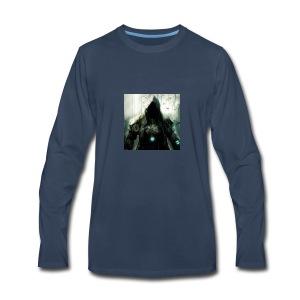 The Sickness Design - Men's Premium Long Sleeve T-Shirt