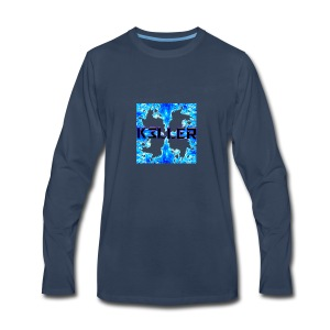My Main Logo - Men's Premium Long Sleeve T-Shirt