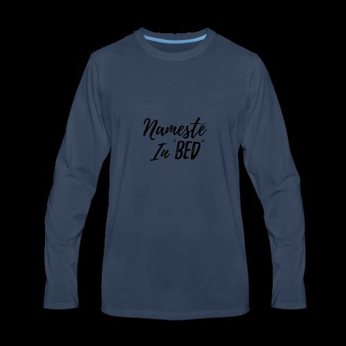 Nameste - Men's Premium Long Sleeve T-Shirt