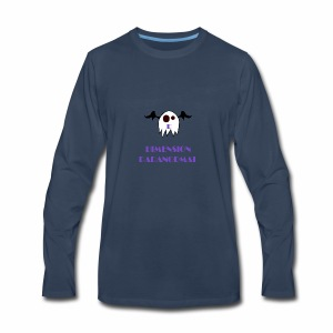 DIMENSION PARANORMAL - Men's Premium Long Sleeve T-Shirt