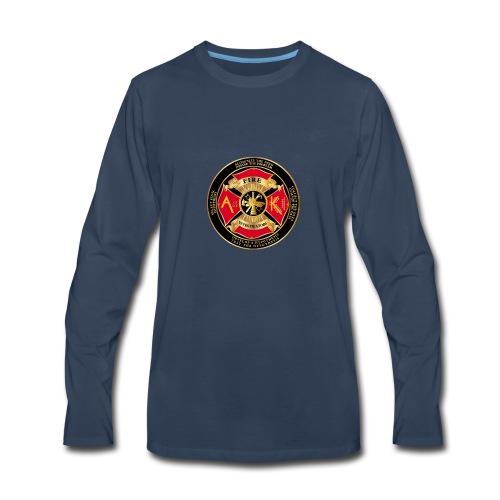 Alaska Association of Fire and arson investigators - Men's Premium Long Sleeve T-Shirt