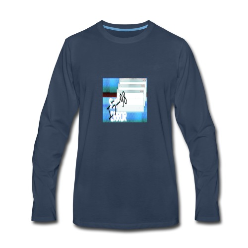 System Error - Men's Premium Long Sleeve T-Shirt