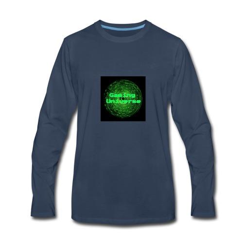 TheGamingUniverse MERCH - Men's Premium Long Sleeve T-Shirt