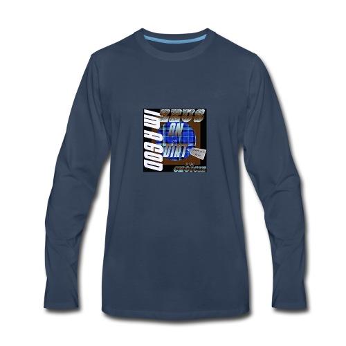On dirt - Men's Premium Long Sleeve T-Shirt