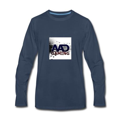 Mad Gaming - Men's Premium Long Sleeve T-Shirt