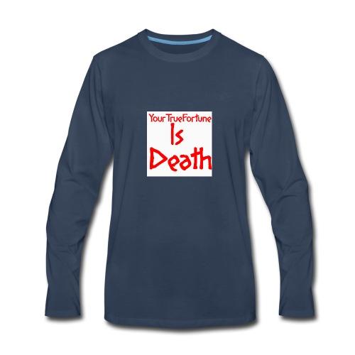 YOUR TRUE FORTUNE - Men's Premium Long Sleeve T-Shirt
