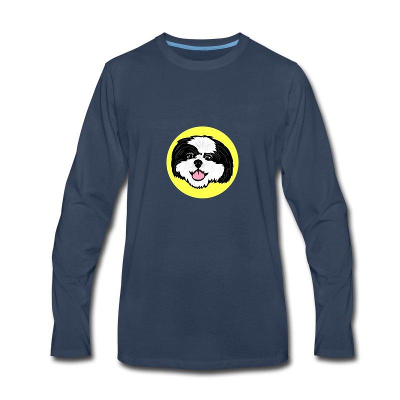 Skeeter Yellow - Men's Premium Long Sleeve T-Shirt