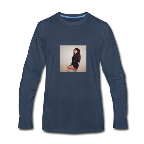Samantha - Men's Premium Long Sleeve T-Shirt