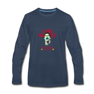Luis Suarez FC - Men's Premium Long Sleeve T-Shirt