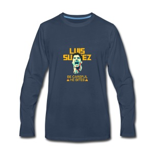 luis suarez - Men's Premium Long Sleeve T-Shirt