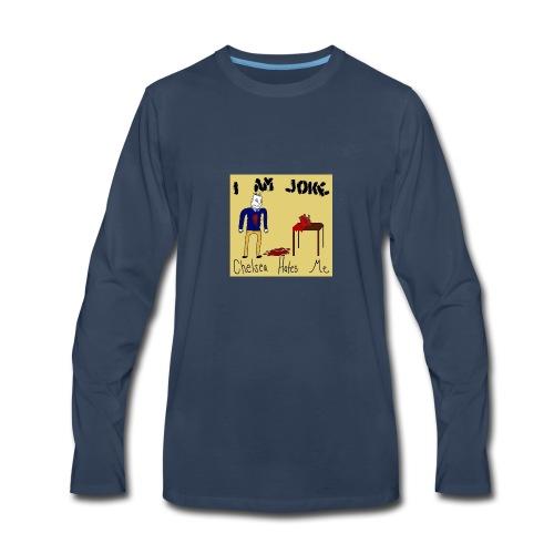 Joke - Men's Premium Long Sleeve T-Shirt