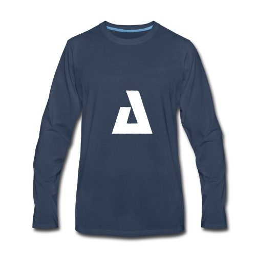 BIG A - Men's Premium Long Sleeve T-Shirt
