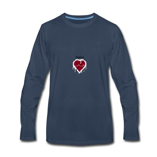 Euphoria Apparel - Men's Premium Long Sleeve T-Shirt