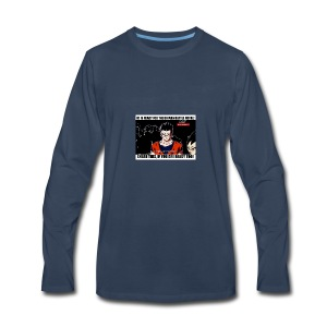 Dragon Ball Super - Men's Premium Long Sleeve T-Shirt