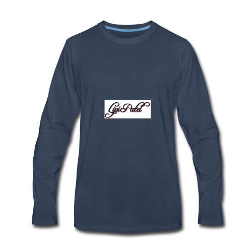 Lipi Patel - Men's Premium Long Sleeve T-Shirt