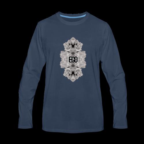 Check that EGO Womens Tee - Men's Premium Long Sleeve T-Shirt