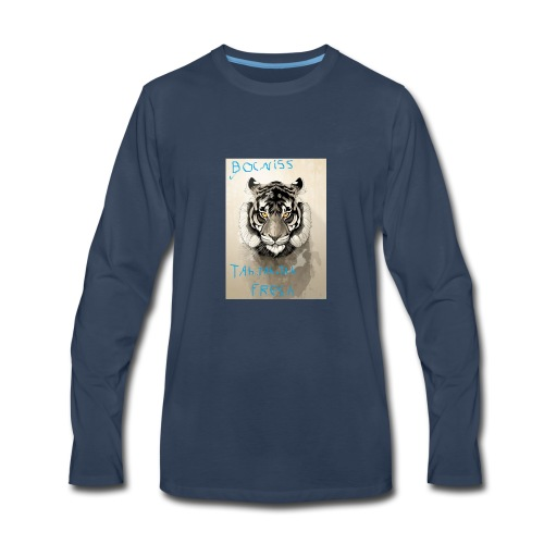 tah.tah.tah clan fan hoodie - Men's Premium Long Sleeve T-Shirt