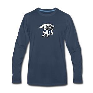 Frankfort HotDog - Men's Premium Long Sleeve T-Shirt