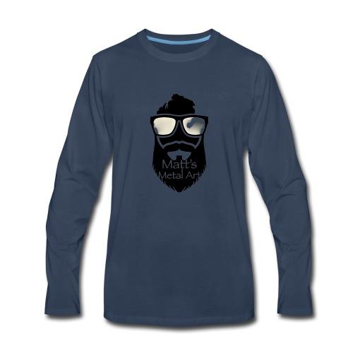 Matt's Metal Art - Men's Premium Long Sleeve T-Shirt