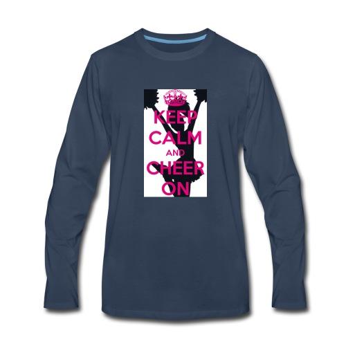 Cheer it - Men's Premium Long Sleeve T-Shirt