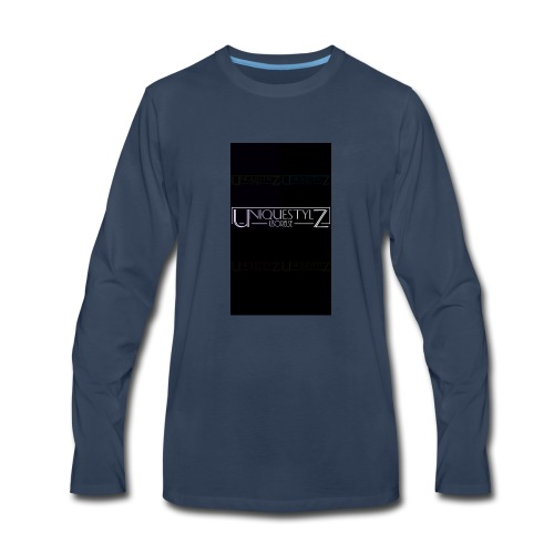 Unique Stylz - Men's Premium Long Sleeve T-Shirt