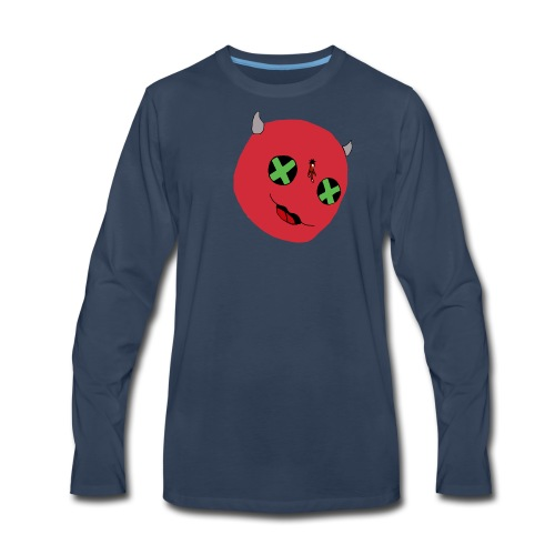 Devil Life - Men's Premium Long Sleeve T-Shirt